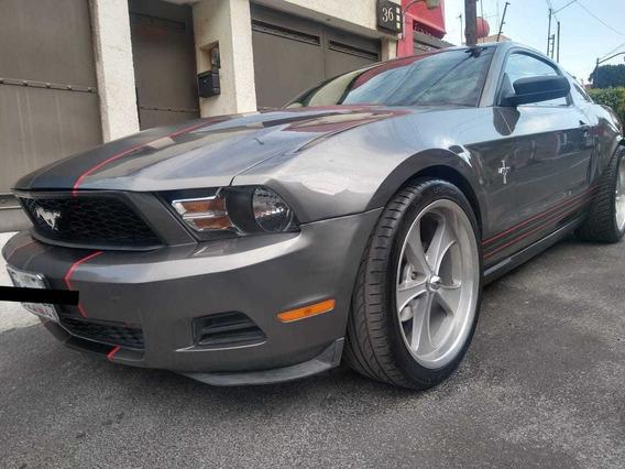 Ford Mustang V6 4.6l Modelo 2010 Impresionante!!