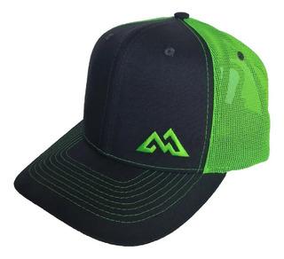 Boné Mountain Wear Verde Limão / M015