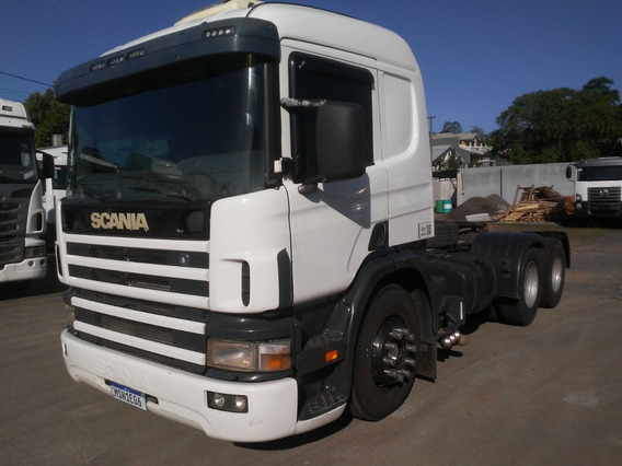 Scania P124ga 360 Cv Nz 6x2 - Mondial Veiculos Ltda-