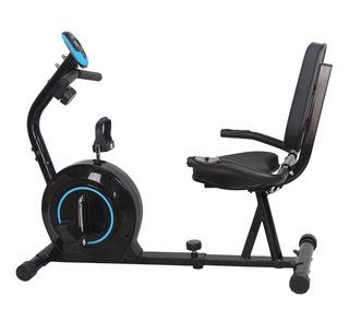 Bicicleta Estática Magnética Recumbent C Home Fitness
