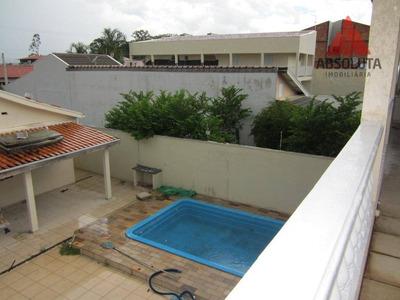 Casa Com 3 Dormitórios (2 Suítes) À Venda, 390 M² Por R$ 700.000 - Morada Do Sol - Americana/sp - Ca2410