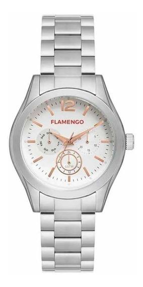 Super Promo Relógio Flamengo Multifunção Ref:flaco6p29ie/3k
