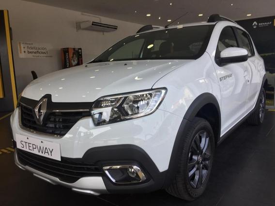 Nueva Renault Stepway 2020 Zen Permuto Financio Oferta 0km