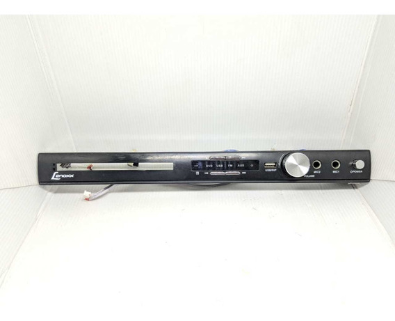 Painel Frontal Home Theater Lenoxx 270w - Ht723 Pl217
