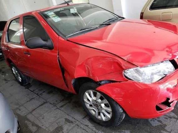 Fiat Palio Fire 1.4 5p Chocado En Marcha