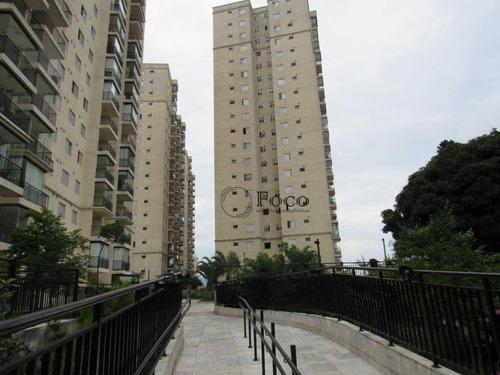 Imagem 1 de 30 de Apartamento À Venda, 76 M² Por R$ 450.000,00 - Picanco - Guarulhos/sp - Ap0892