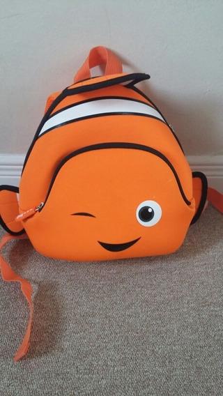 Mochila De Neopreme Nemo