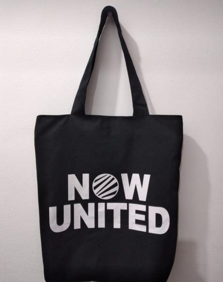 Bolsa Now United Banda Uniter Internacional Sacola Ecobag
