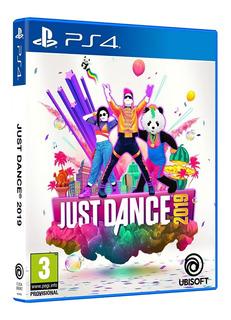 Just Dance 2019 Ps4 Nuevo, Físico, Sellado *