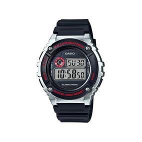 Relógio Casio Masculino W216h1cvdf