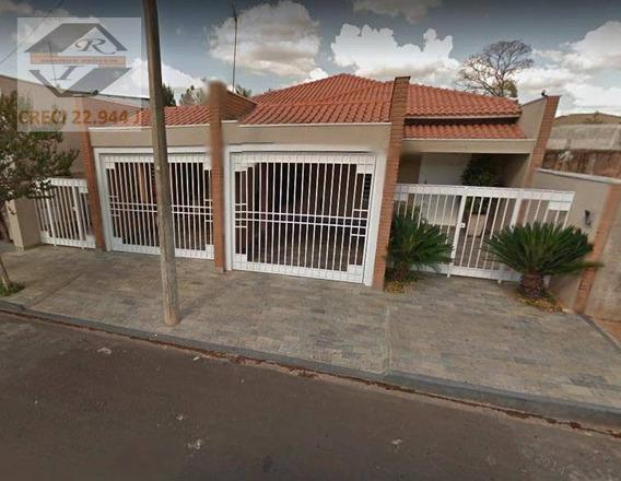 Casa Com 3 Dormitórios À Venda, 232 M² Por R$ 660.951,90 - Jardim Tangará - Jaboticabal/sp - Ca2322