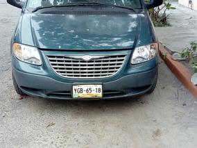 Voyager 2001 Nacional V6 3.3l Veracruz Puerto