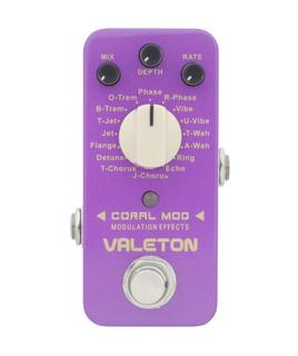 Pedal Valeton Cme-1 Digital Modulation Envío Gratis Cuotas