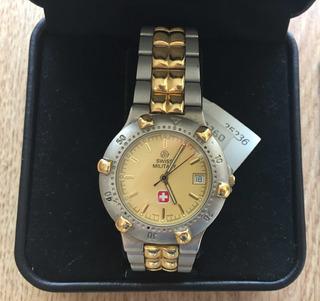 Reloj Swiss Military Swiss Made (como Nuevo)