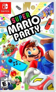 ..:: Súper Mario Party ::.. Para Switch Gamewow