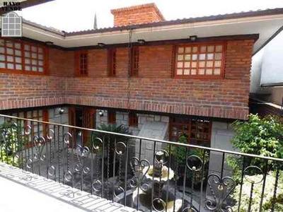(crm-5206-794) Casa En Venta Con Vigilancia Parques Del Pedregal