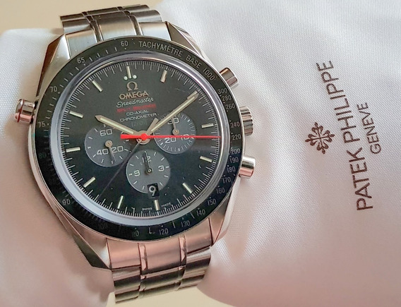 Omega Speedmaster Moon Special Edition Split Seconds Rolex