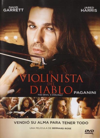 El Violinista Del Diablo David Garrett Pelicula Original Dvd