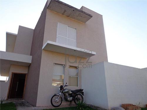 Casa Com 3 Dormitórios À Venda, 240 M² Por R$ 750.000,00 - Condomínio Raizes - Paulínia/sp - Ca1079