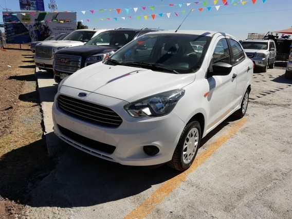 Ford Figo 1.5 Impulse Aa Sedan Mt 2018