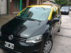 Volkswagen Suran Comfortline Taxi Licencia No Uber No Remis