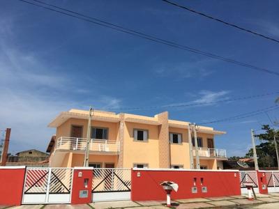 Casa Sobreposta De 2 Dormitórios Do Lado Praia Em Itanhaém! - 1280