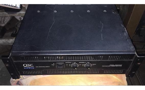 Power Amplificador Qsc 4050hd Usado 700americanos Impecable