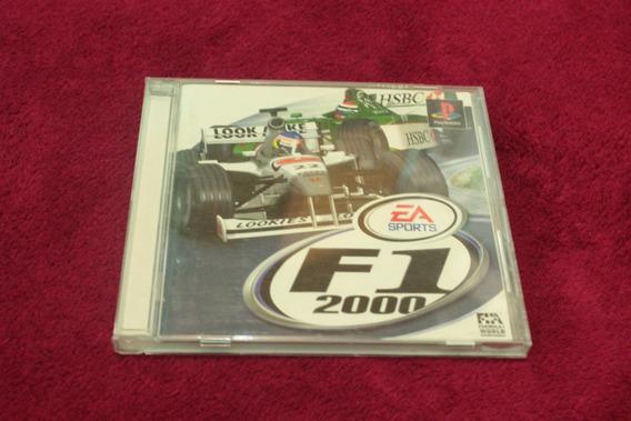 Jogo F1 - Formula 1 2000 Original Playstation 1 Ps1 Psone