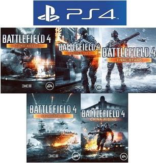 Dlc X 5 Para El Juego Battlefield 4 Ps4