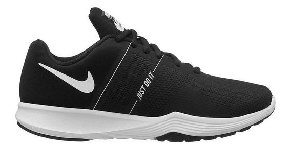 Zapatillas Crossfit Funcional Training Nike Mujer Negras