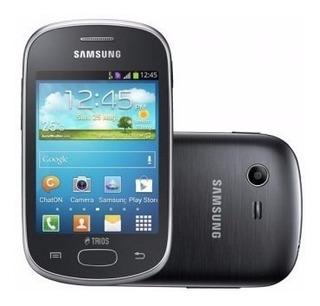 Samsung Galaxy Startrios S5282b Android 4.1.2 3 No Estado