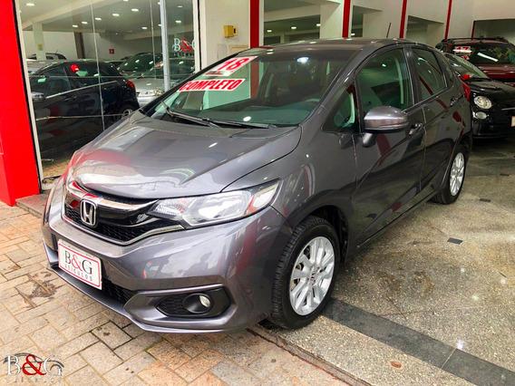 Honda Fit 1.5 Lx Flex Aut - 2018