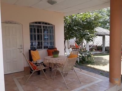 Alquiler Casa De Playa En Tonsupa - Vacation Rent House