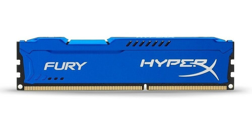 Memoria RAM 8GB 1x8GB Kingston HX318C10F/8 HyperX Fury