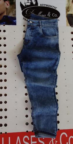 Imagem 1 de 3 de Calça Jeans Com Lycra Modelo Skinny