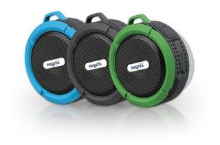 Parlante Bluetooth Resistente Al Agua Nisuta Pa62