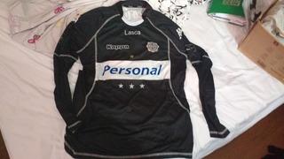 Camisa Olímpia Do Paraguai 2007-2008, De Jogo, Rara!