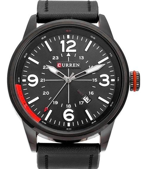 Relógio Curren Masculino Barato Garantia Nota A2333