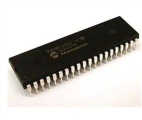 01 Microcontrolador Pic18f4520-i/p Pic18f4520