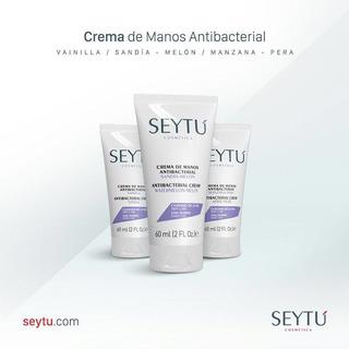 Crema De Manos Antibacterial Seytú..