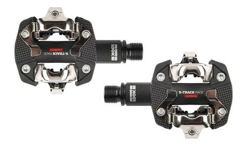 Imagen 1 de 2 de Pedales Bicicleta Mtb Look X-track Race Carbon - Racer Bikes