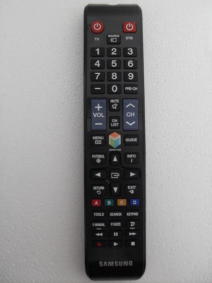 Controle Remoto Tv Smart Samsung Original Novo