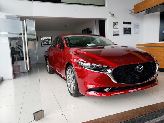 Mazda Mazda 3 Grand Touring 2.5l Sedan 2020