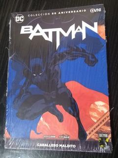 Batman 80 Aniversario N°9 Caballero Maldito