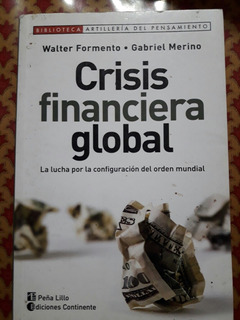 Crisis Financiera Global Formento-merino