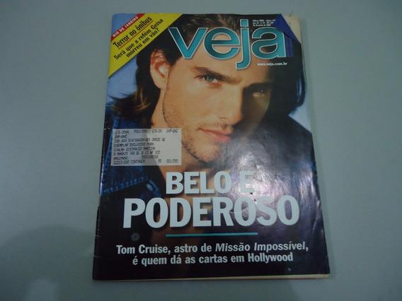 Veja 1654 - Tom Cruise - Geisa Firmo Onibus 174 - Guga -