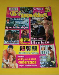 Thalia Vicente Fernandez Mercurio Revista Tv Y Novelas