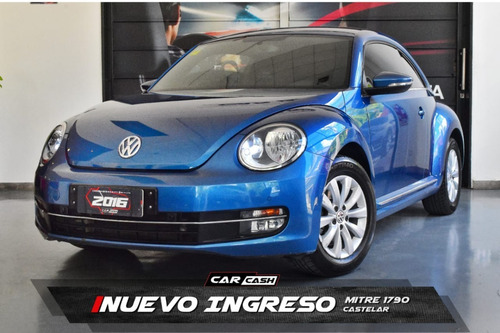 Volkswagen The Beetle Design 1.4 Tsi At 2016 Car Cash