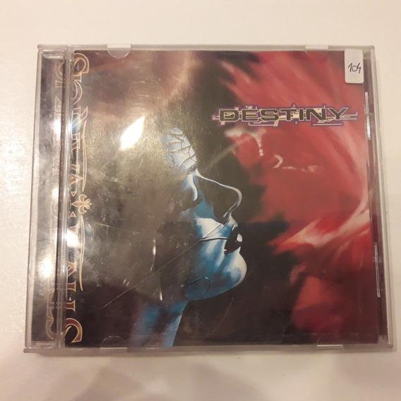 Cd Stratovarius - Destiny