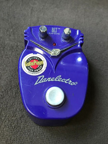 Pedal Danelectro Blt Slap Echo Repeat Delay Dj03